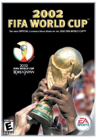 2002 Fifa World Cup By Electronic Arts Videogames Gamer Xbox Nintendo Playstation Fifa World Cup Video World Cup