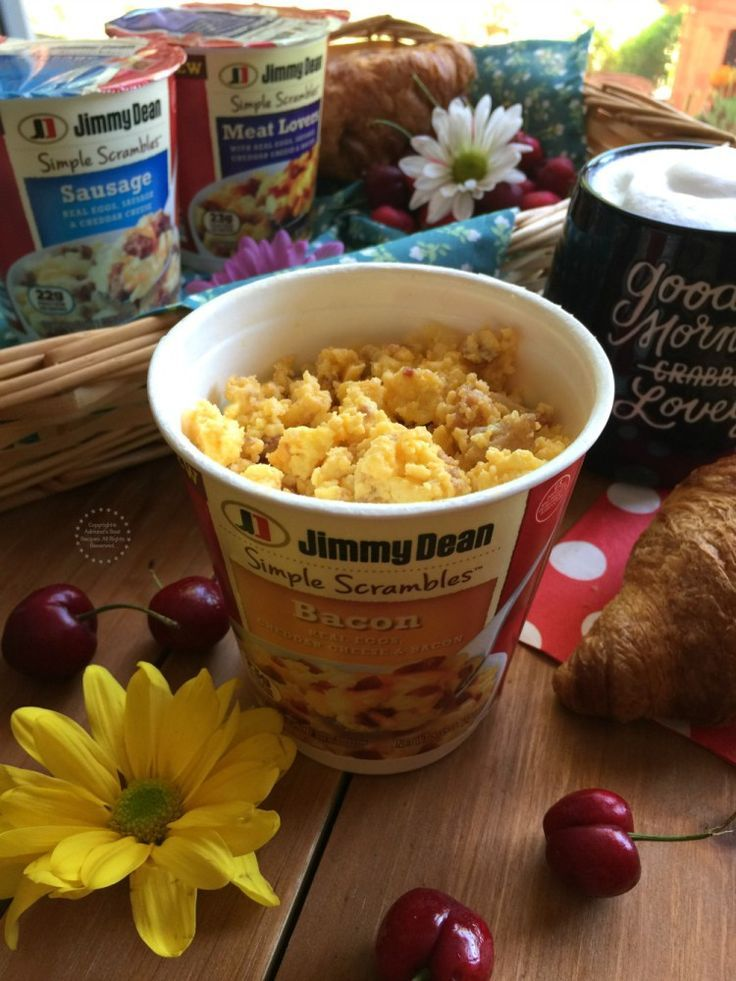 The NEW Jimmy Dean Simple Scrambles are the perfect solution for those days when there is no time to prepare a yummy breakfast fast without complications.  Find it at  @Walmart  #SimpleScrambles AD