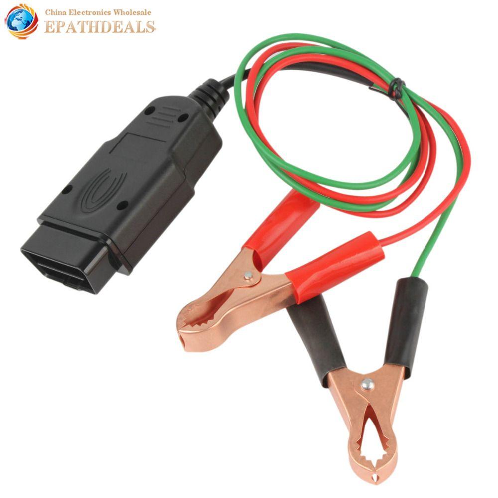 obd2 car diagnostic cable connectors memory saver 12v ecu rh pinterest com