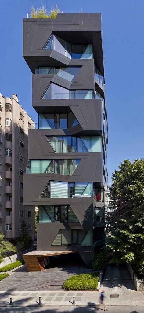 APARTAMENT 18, Stambuł 2014 - Aytac Architekci: