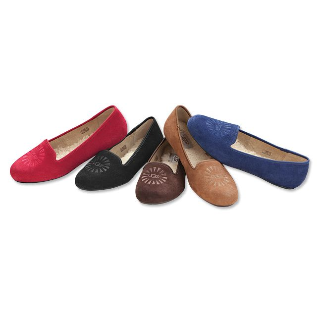 2d5c93642e0 Ugg Suede Loafers - UGG Alloway Suede Loafers -- Orvis on Orvis.com! Sooo  comfy