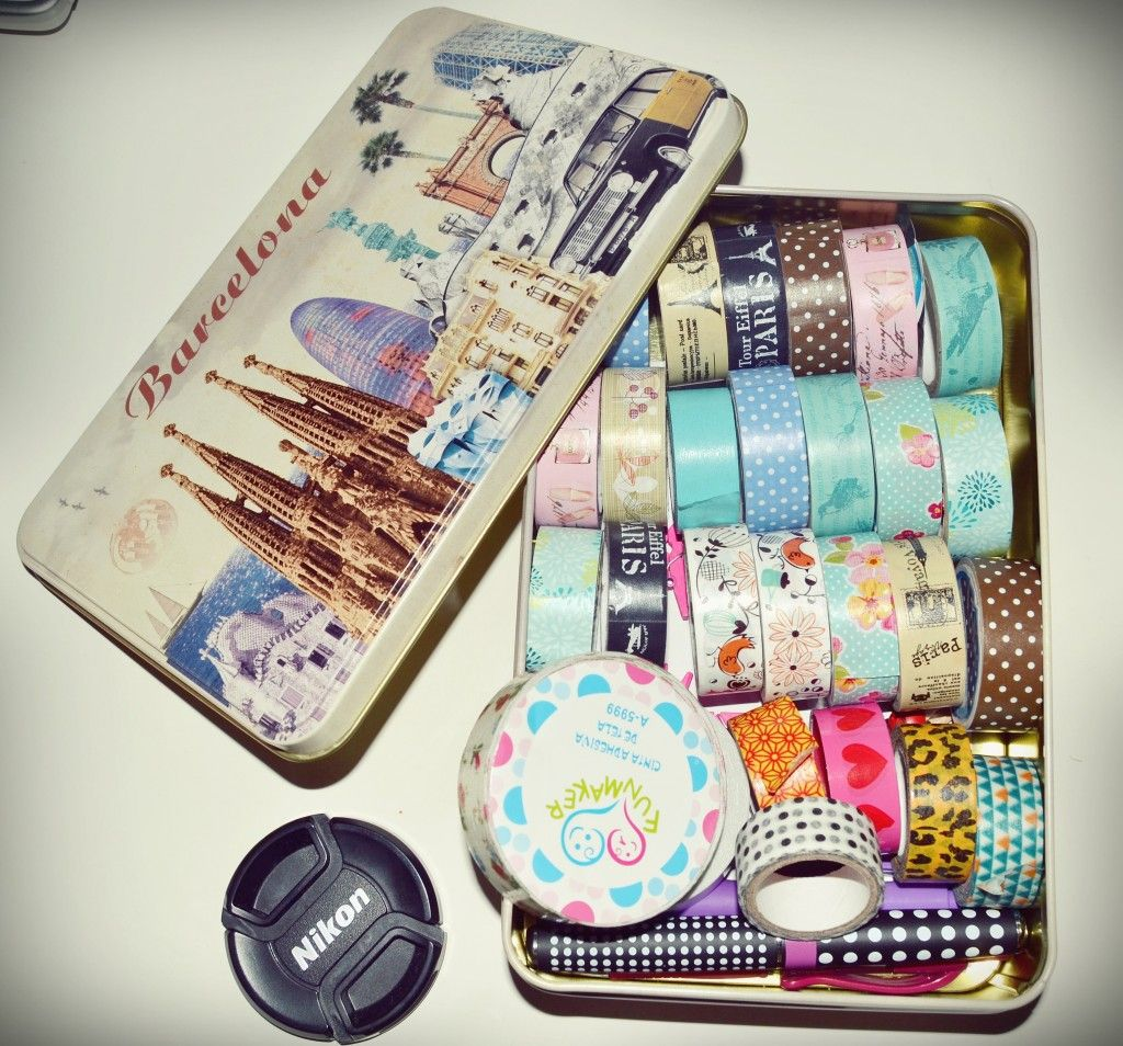 Ideas Para Decorar Con Washi Tape Ideas Para Decorar Con Washi Tape Washi