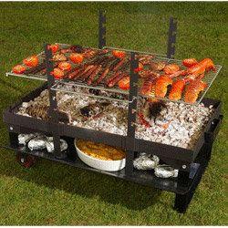 Modele Barbecue barbecue brasero modèle géant | tout feu tout flamme | pinterest