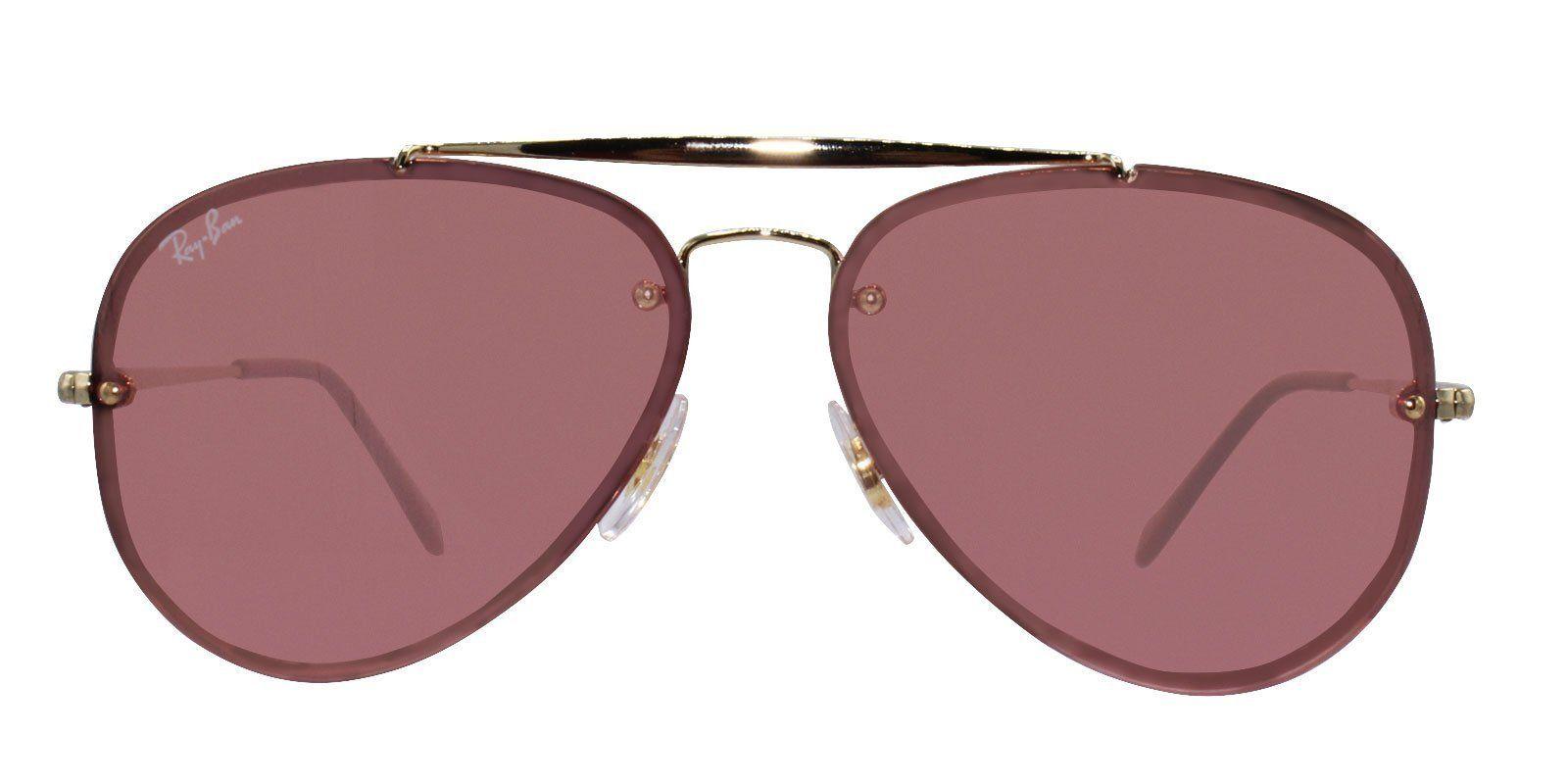 0ed2f83999 Ray Ban - RB3584N Gold - Pink sunglasses