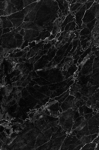Printed Marble Black Backdrop