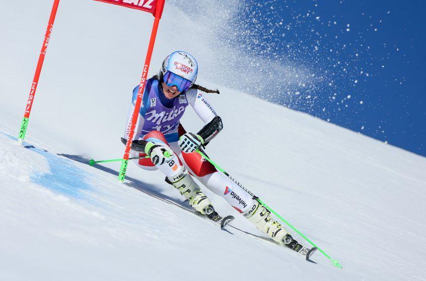 Swiss ski racer, Camille Rast won't make Soelden season opener.