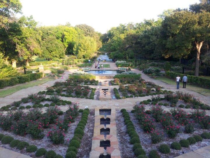 Fort Worth Botanic Garden Botanical Gardens Garden Fort Worth