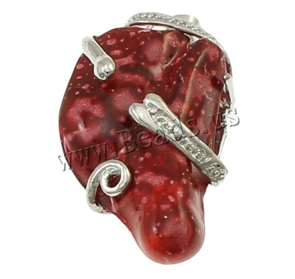 Een beetje griezelig maar anders dan het gewoonlijk hart~ een hanger btw http://bit.ly/VUEoGQ