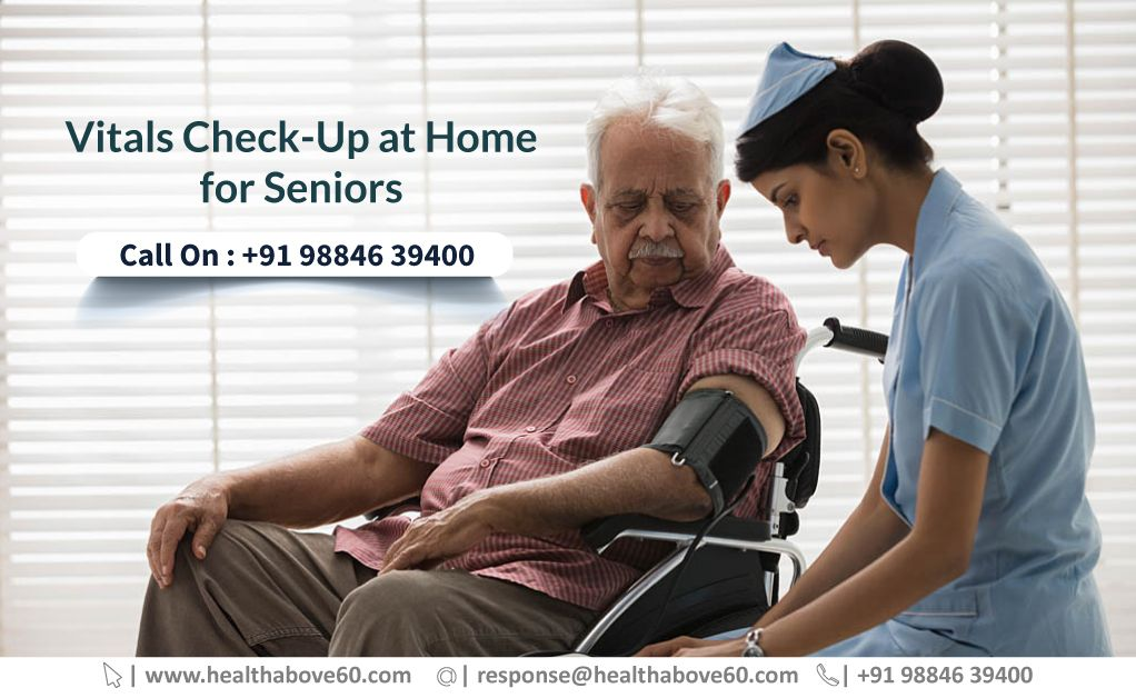 Get your vitals checked by our experienced nurses in