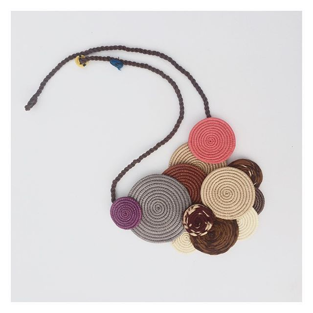 Zaza Necklace // Songa Designs
