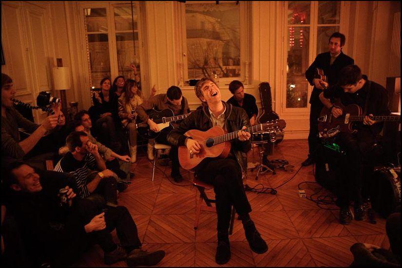 soirée de poche | Antoine Doyen