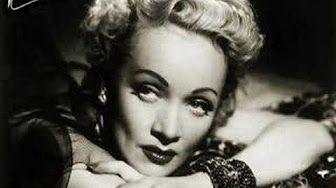 Marlene Dietrich - Bitte geh nicht fort - YouTube