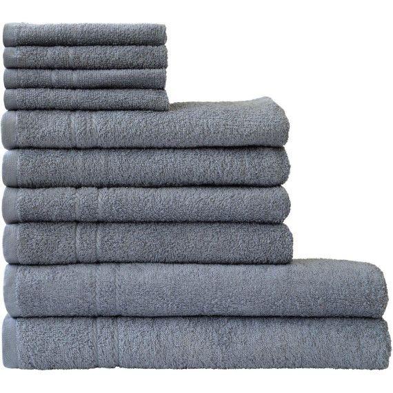 passen in jedes badezimmer handtuch set kristall mit. Black Bedroom Furniture Sets. Home Design Ideas