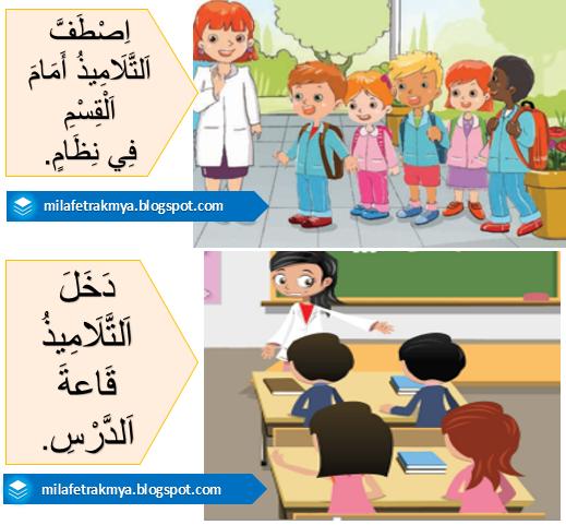 ملفات رقمية سندات بصرية في اللغة العربية تواصل شفوي قراءة و انتاج كتابي محور المدرسة Blog Posts Character Blog