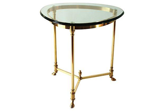 Image Result For La Barge Brass Table