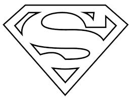 superman shield template - Google Search   Superhero ...
