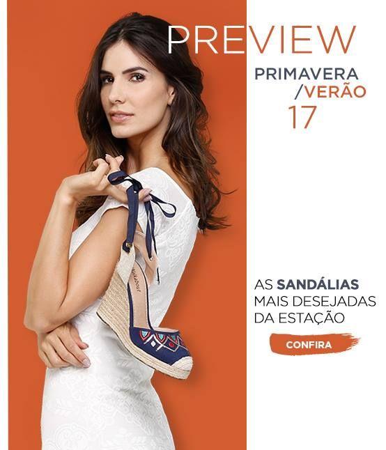 Sandálias mais desejadas do verão! confira   COMPRE ESSE PRODUTO NESSA LOJA: http://imaginariodamulher.com.br/look/?go=2bj3PwD