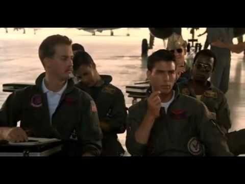 Top gun danger zone music video