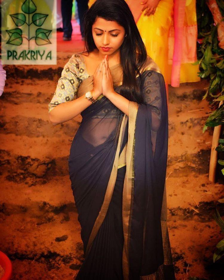 TV Serial Actress Navya Swamy Latest Hot Photos