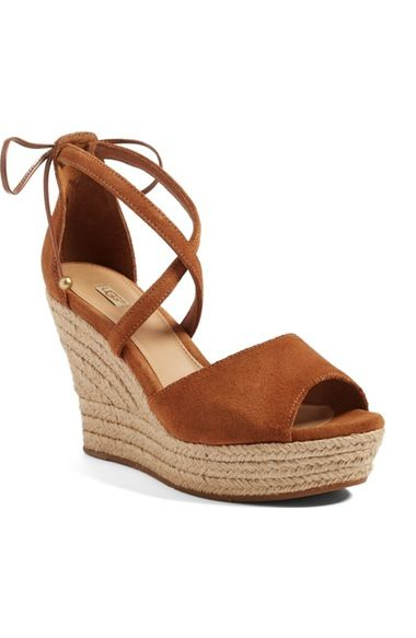 Ugg Reagan In Chestnut Modesens Womens Sandals Ugg