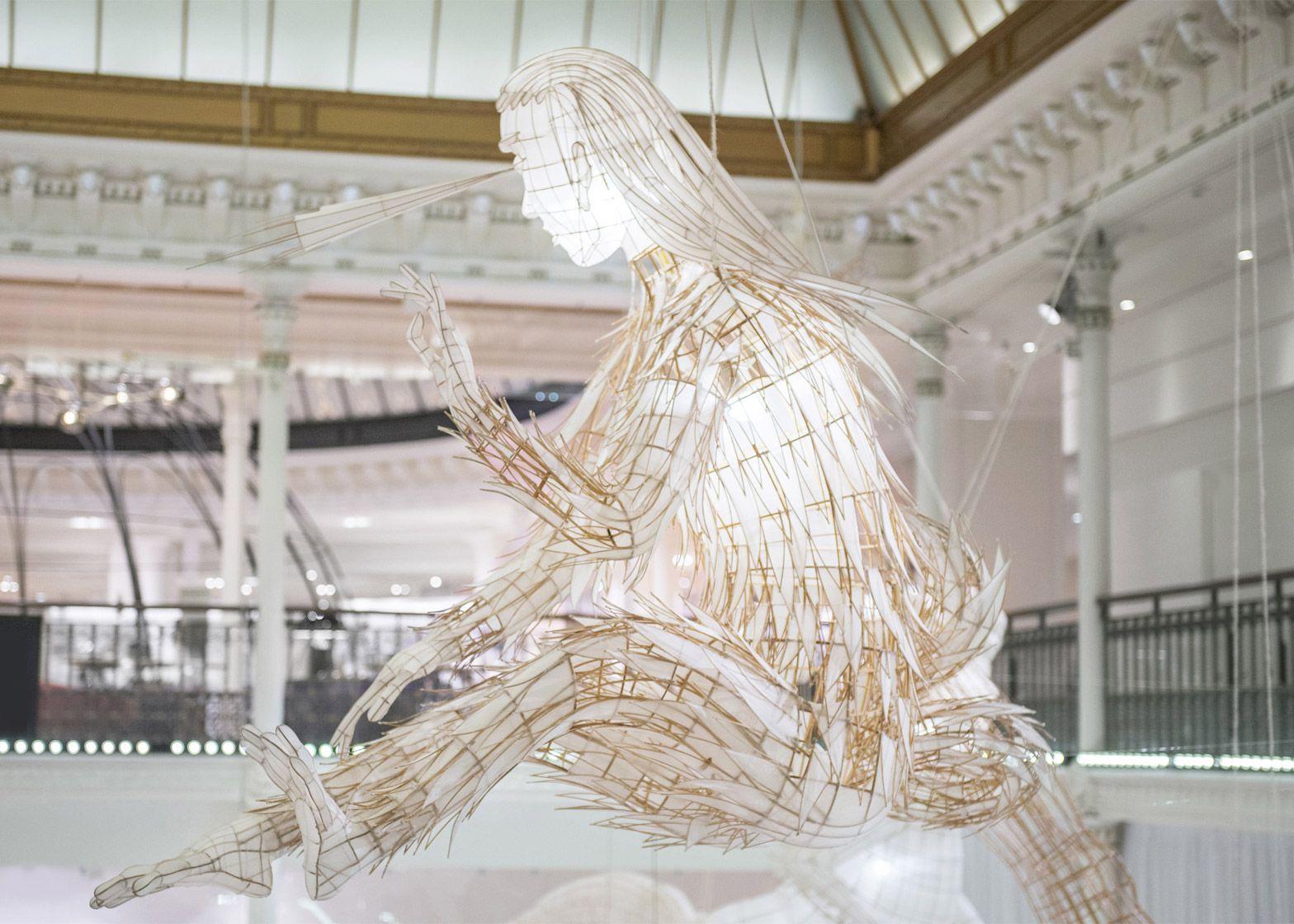 Revista Código   <i>Er Xi</i>. Monstruos de bambú por Ai Weiwei