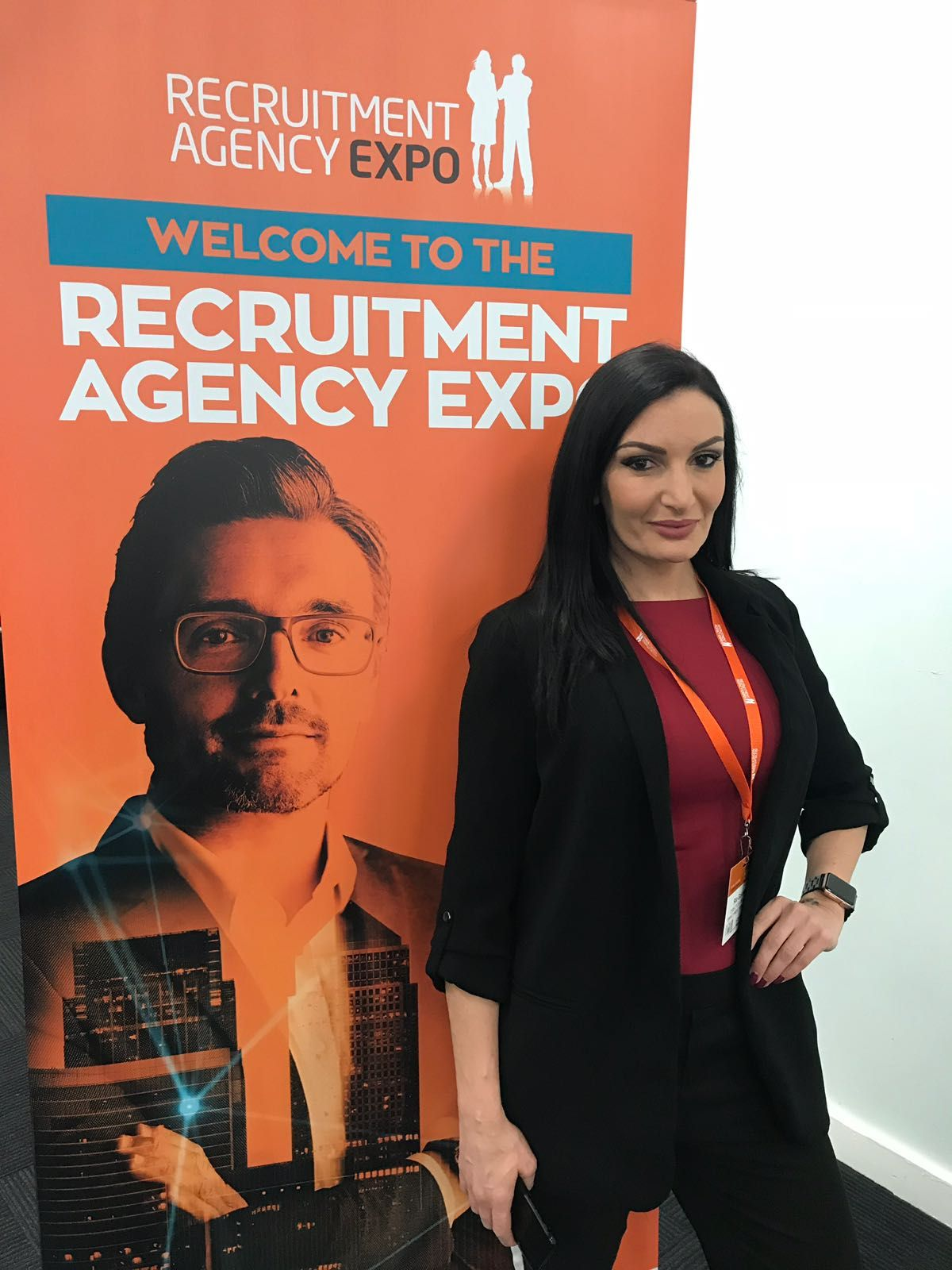Welcome to the Recruitment Agency Expo 2018! The UK's No.1