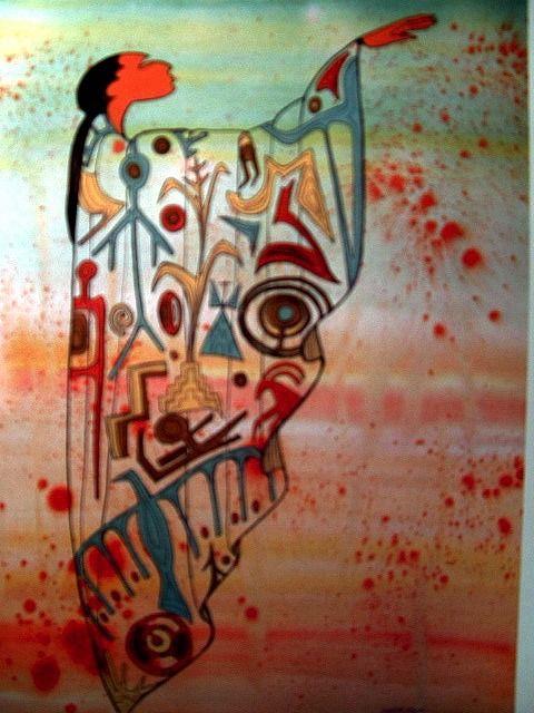 Maxine Noel, my favourite Canadian Artist