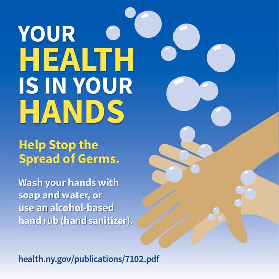 Your Health Is In Your Hands The Importance Of Hand Washing