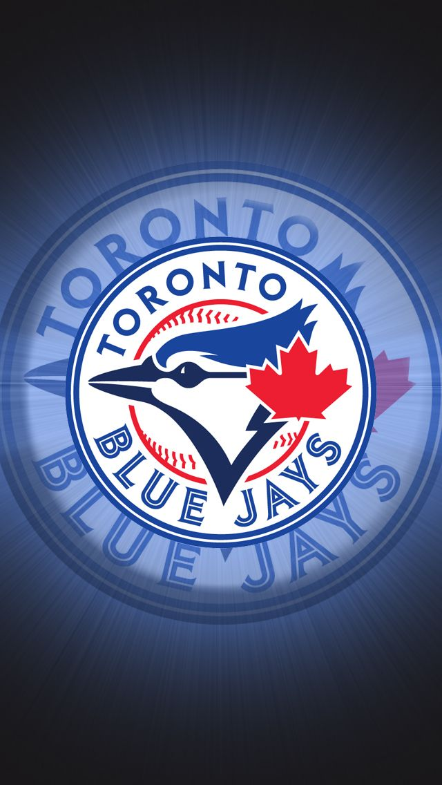 Toronto Blue Jays Iphone Wallpaper Toronto Blue Jays Logo Toronto Blue Jays Blue Jays