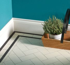 Victorian Floor Tiles by Original Style from Castelnau ...