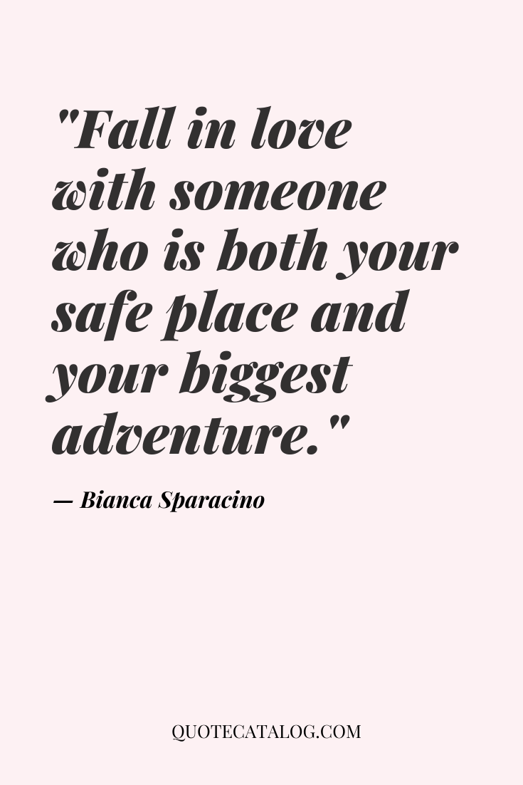 Quotes on falling in love | Quote Catalog
