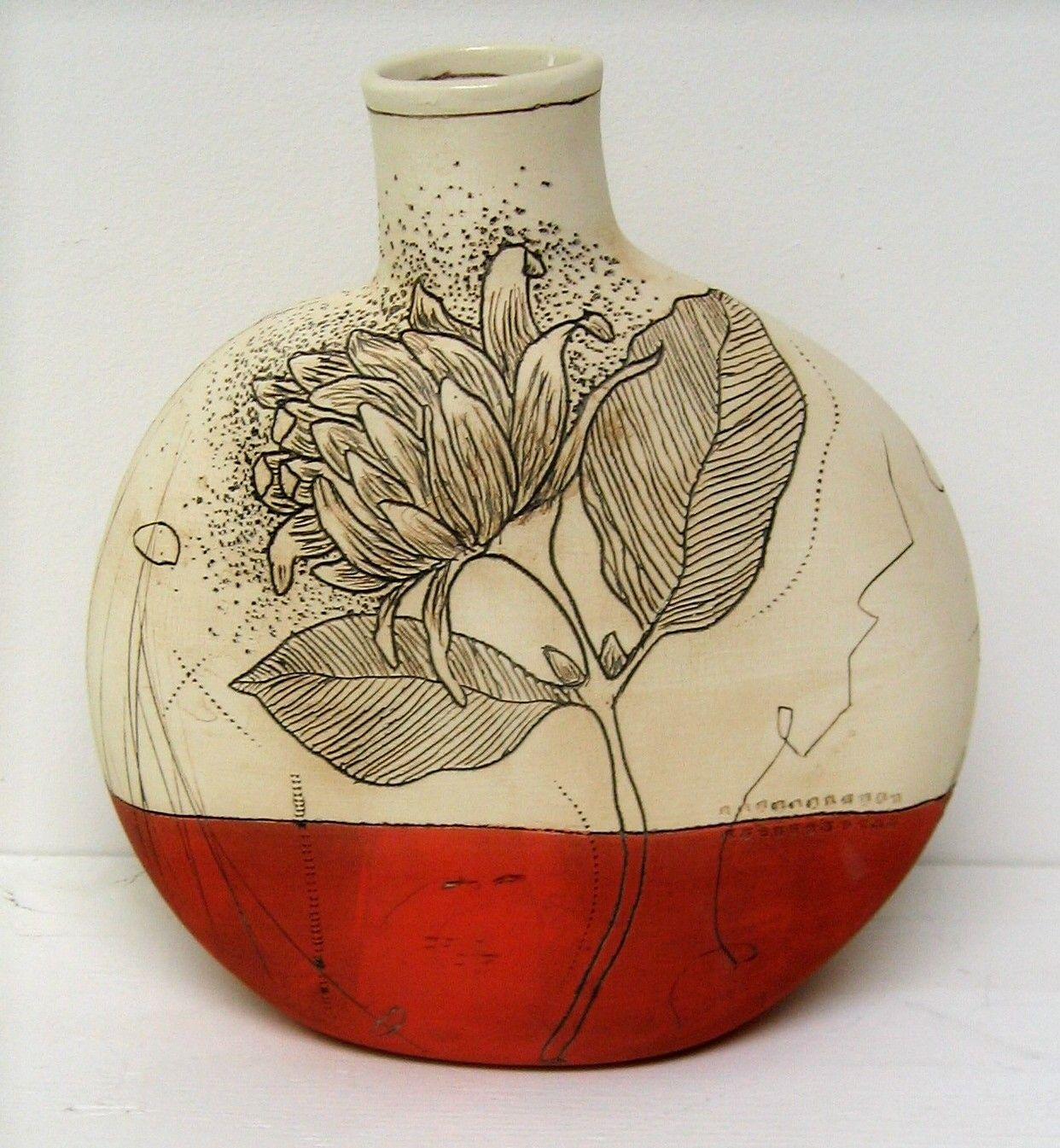 Diana Fayt Pottery Art Ceramics Art