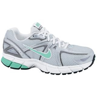 Running shoes!! Love the turquoise, reminds me of my sweet dear Nana. These are so comfortable, too. Too bad they're oop - I'll have to replace them with something else.