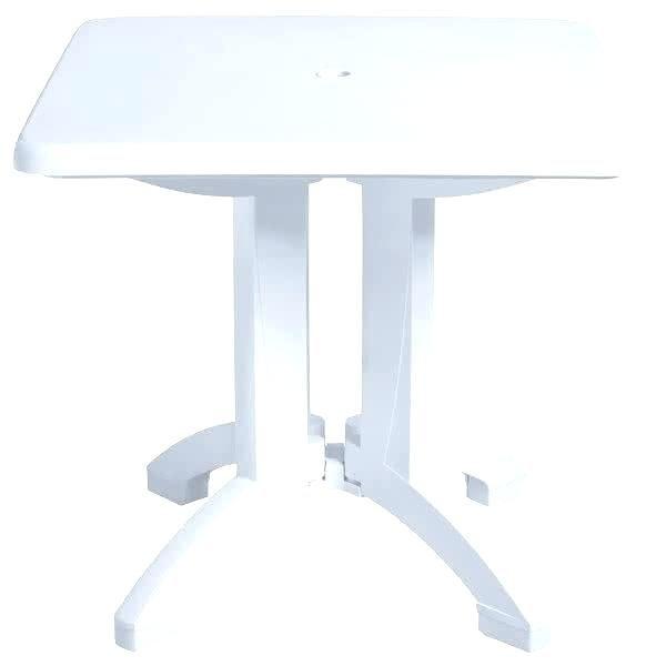 Encouraging Folding Patio Table With Umbrella Hole Photographs Elegant For Resin