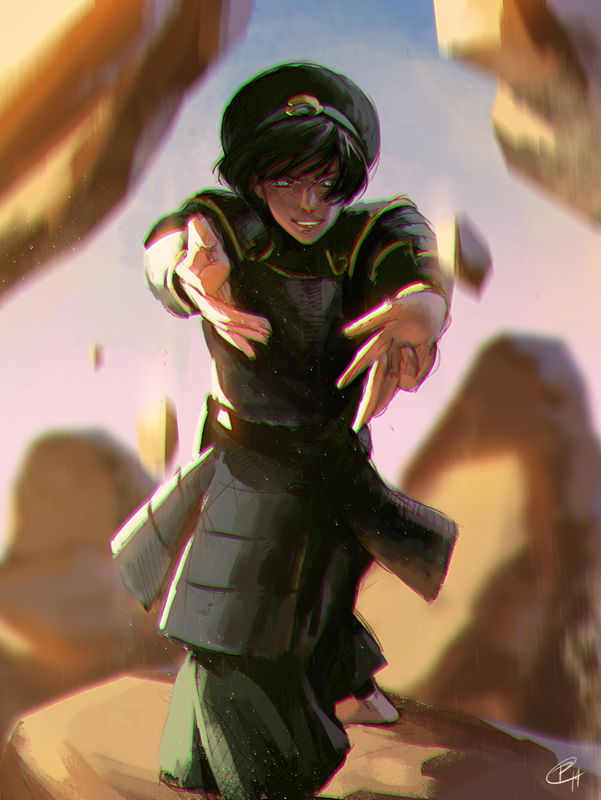 Avatar The Last Airbender Movie 2 Toph