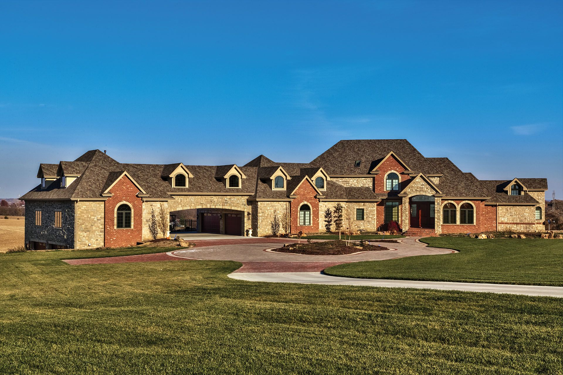 This home is everyone's dream! Accented with both