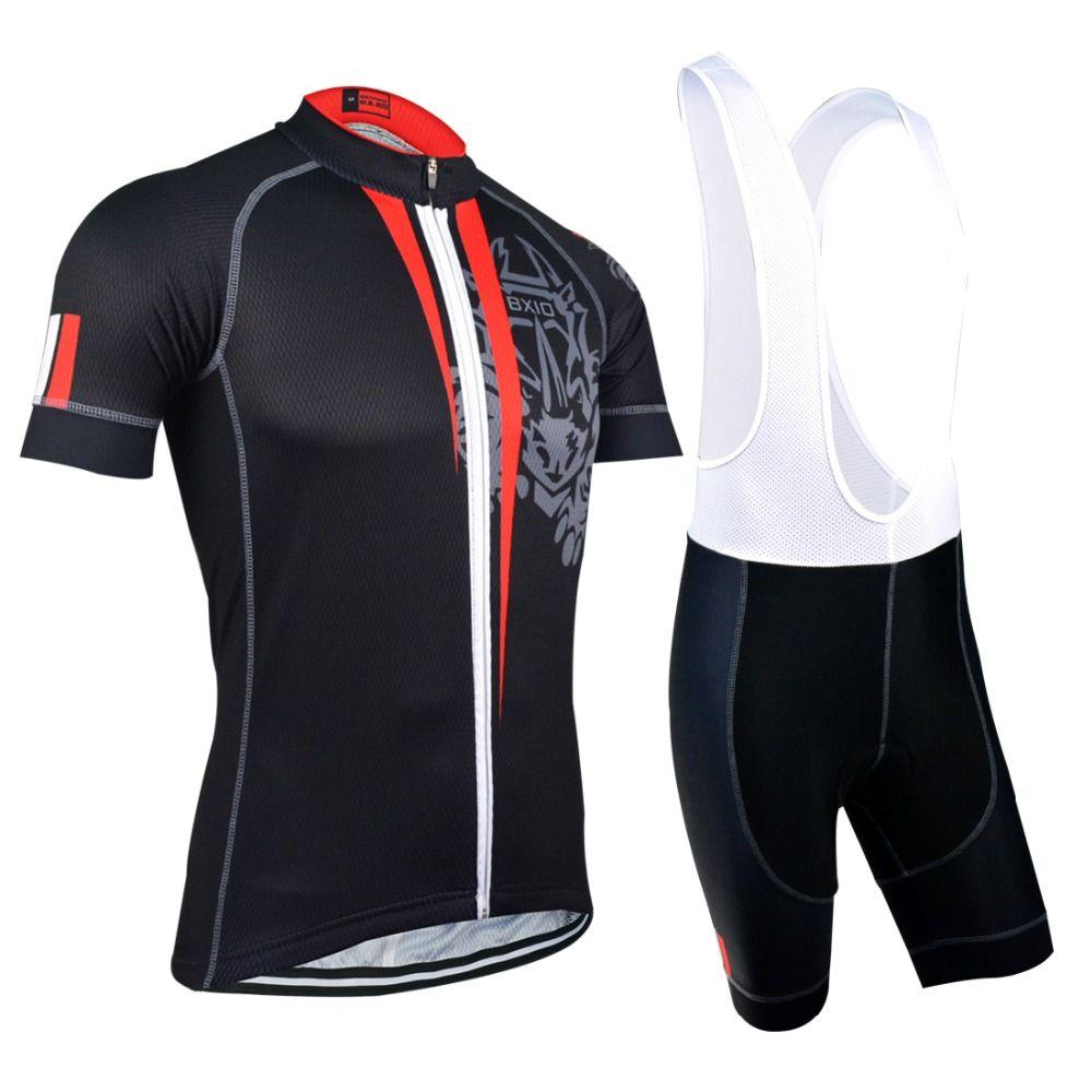 Eu brand bxio cycling jersey top quality seamless stitching short