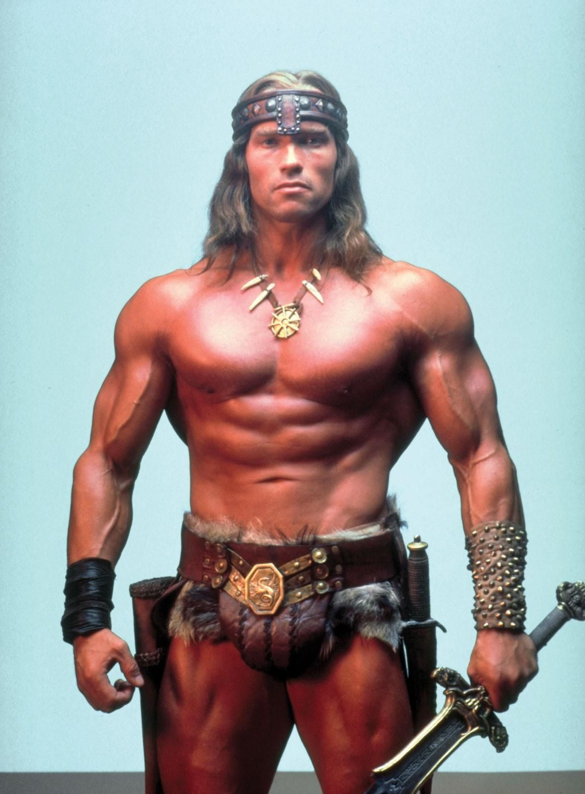 And have arnold schwarzenegger young