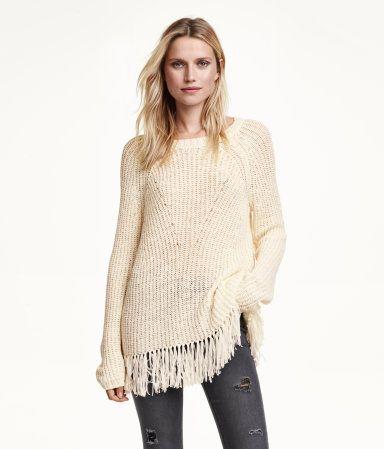 e22b20fcd7c6 Sweater in a loose