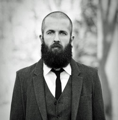 William Fitzsimmons - my beard hero! Also an amazing musician.