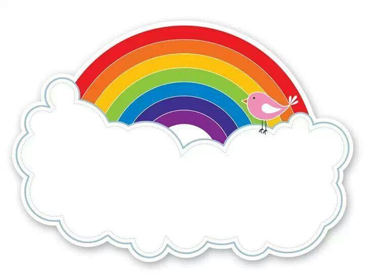 Rainbow Teg Para Festa Arco Iris Desenho Arco Iris De Balao E