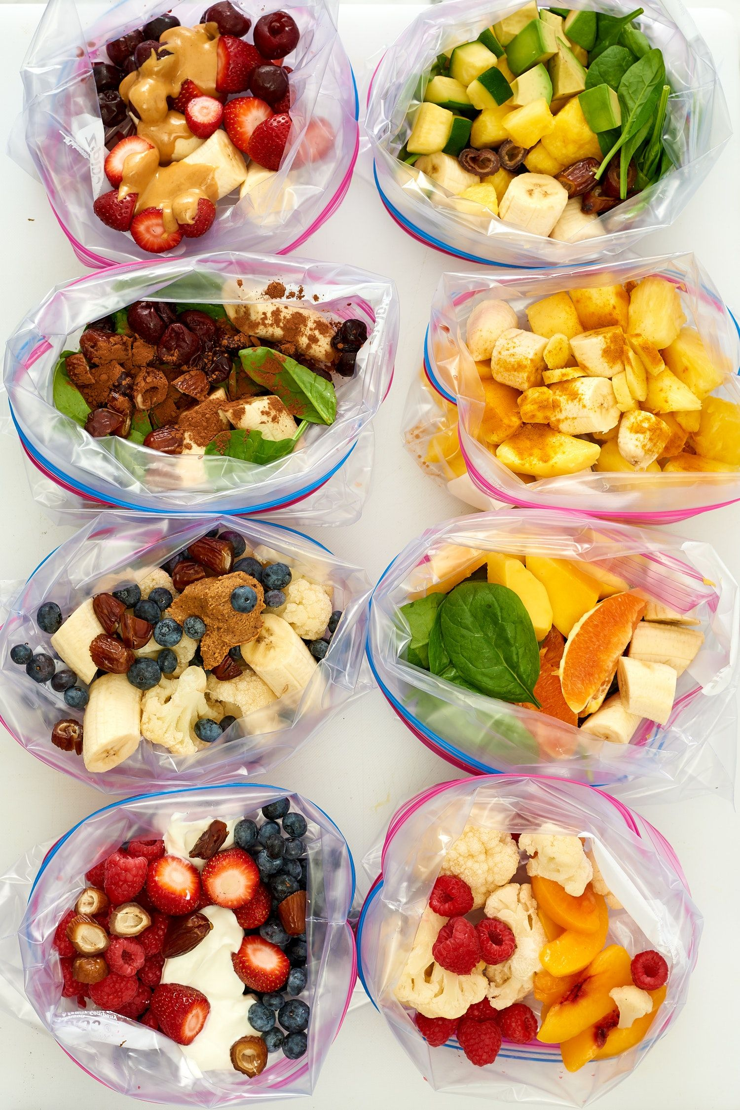 Photo of 5 Smoothie Kits for a Week of Make-Ahead Breakfasts