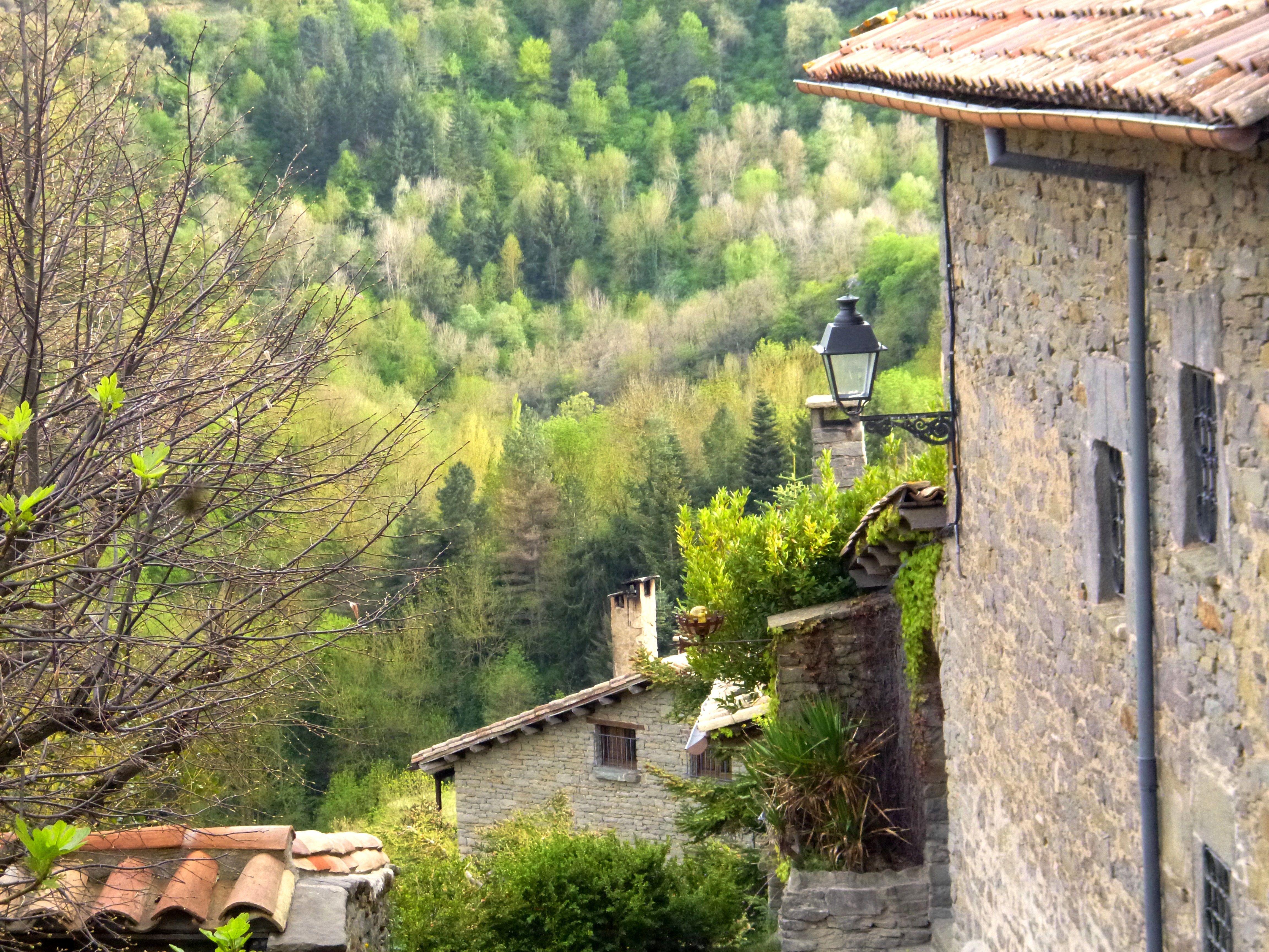 Неизведанная Каталония: Santuari del Far и Rupit (Рупит)