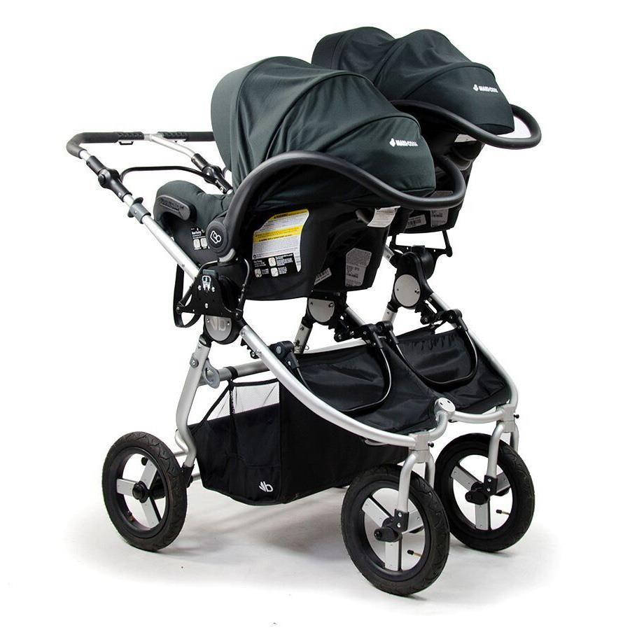 Bumbleride Indie Twin Maxi Cosi Nuna Car Seat Adapter Set