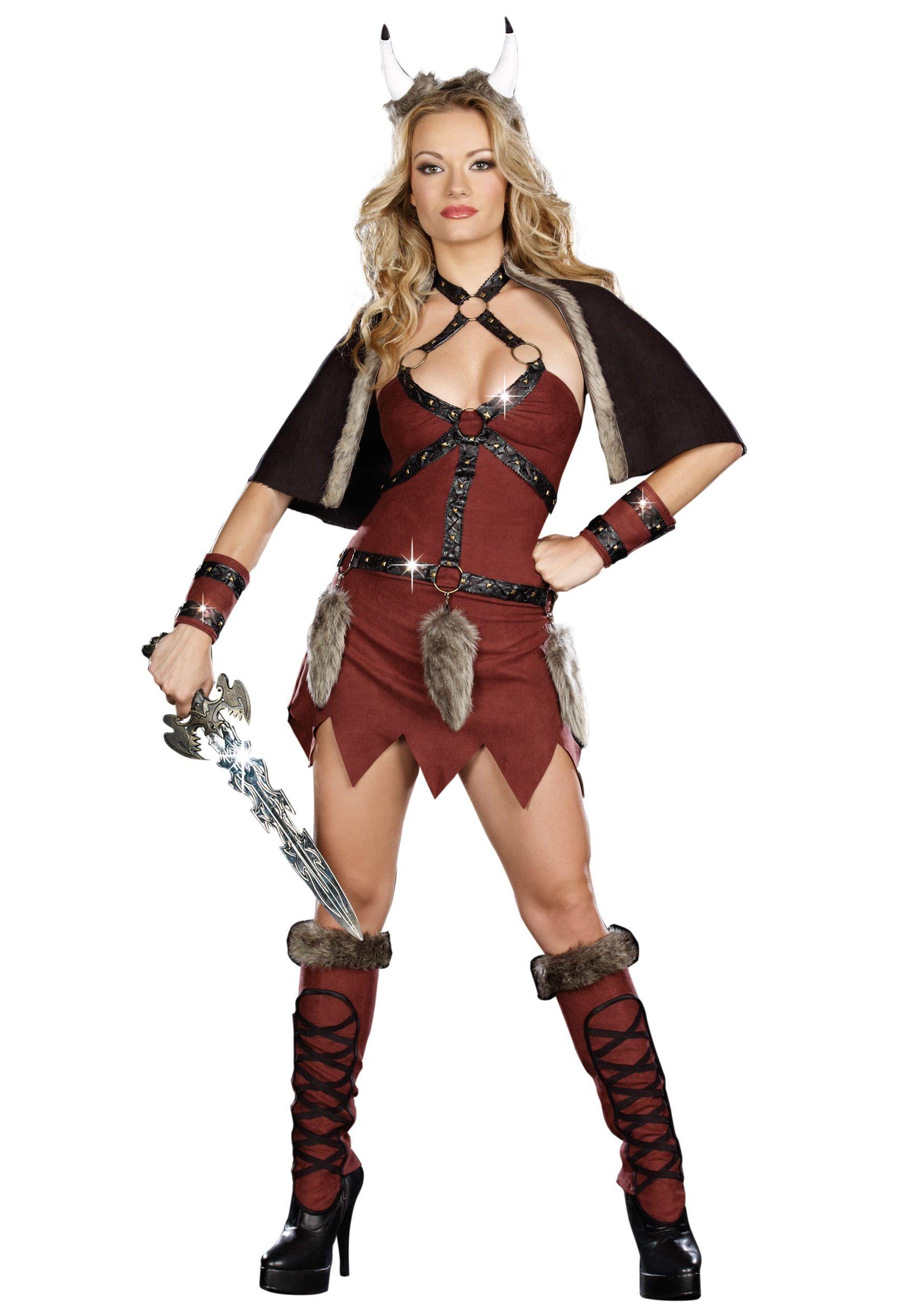 Barbarian Warrior Woman Costume | www.pixshark.com ...