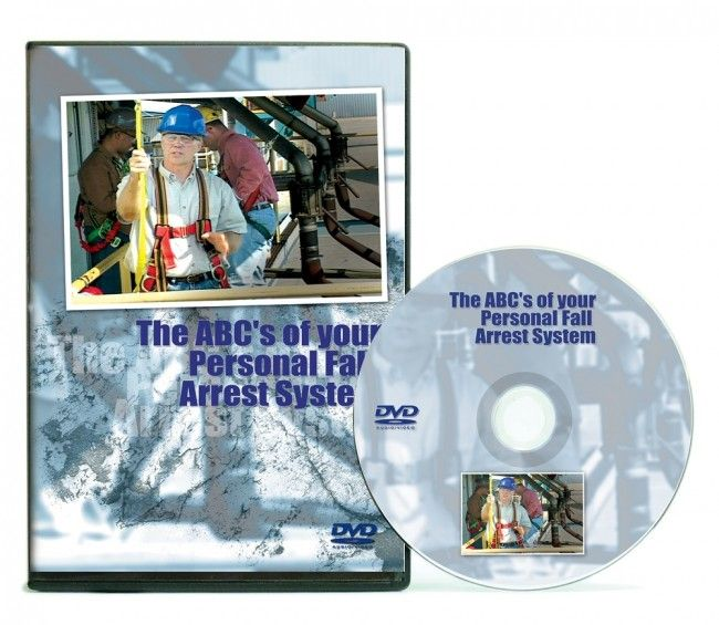 #ProductOfTheWeek ABC's Of Fall Protection Safety DVD