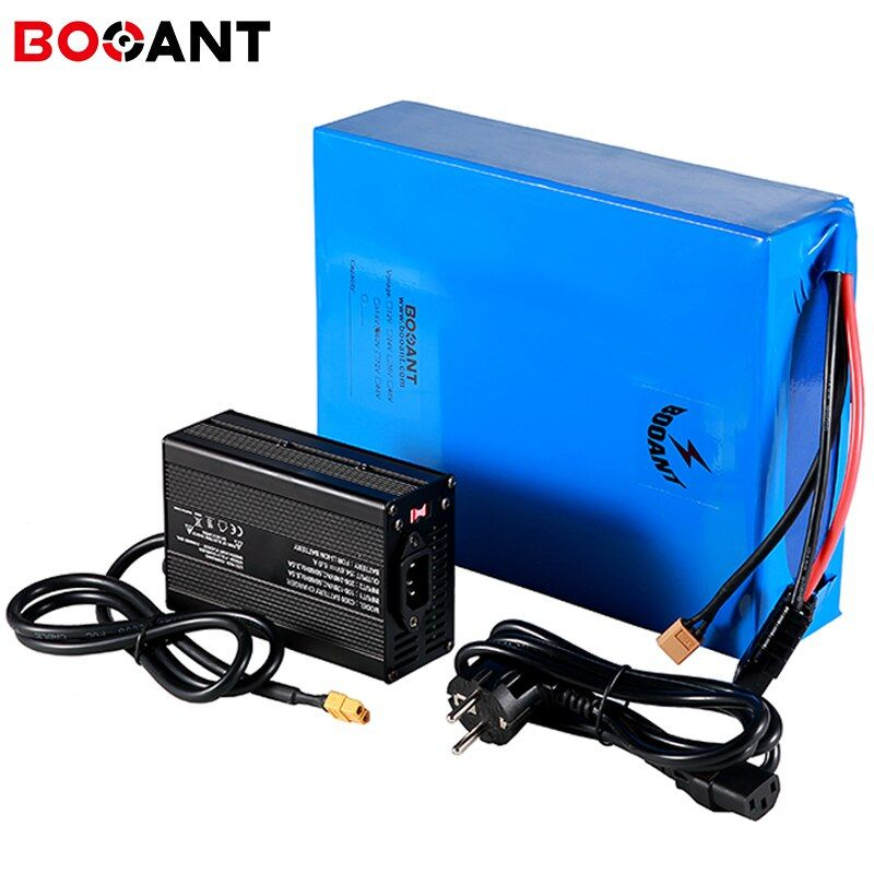 14s 52v Lithium Battery For Electric Bike E Bike Scooter 52v 20ah 30ah 40ah 50ah Battery Pack 1000w 1500w 3000w With 5a Charger Di 2020 Dengan Gambar Samsung Motor Charger
