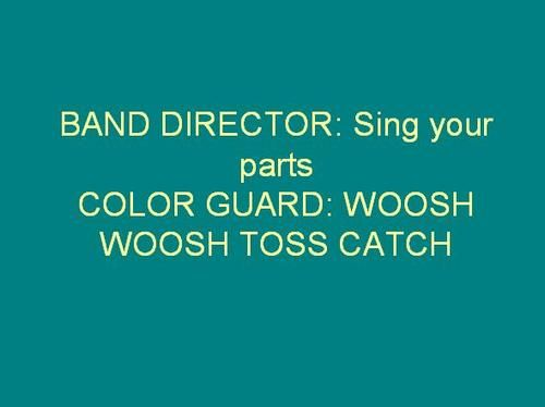 Color Guard Quotes: Best 25+ Color Guard Funny Ideas On Pinterest