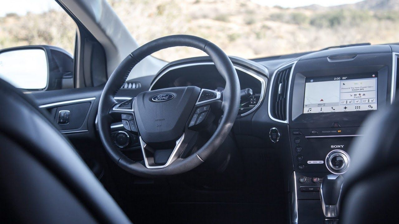 Ford Edge Interior Exterior