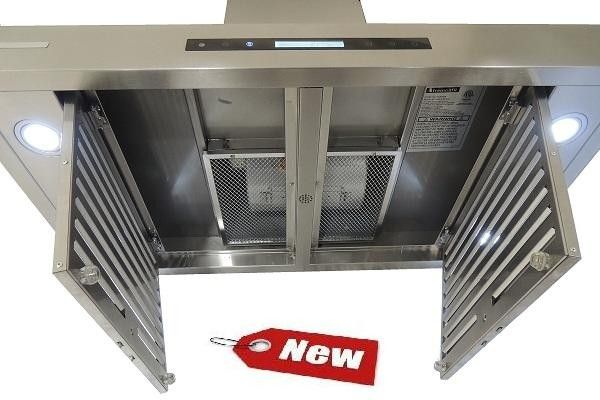 Xtremeair Px06 W36 36 Inch Wide Stainless Steel Kitchen Range Hood 770 Stainless Range Hood Stainless Kitchen Stainless Steel Kitchen